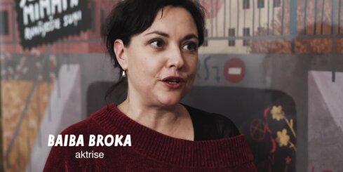 Baiba Broka par filmu