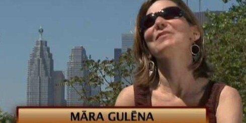 Māra Gulēna - latviete un kanādiete