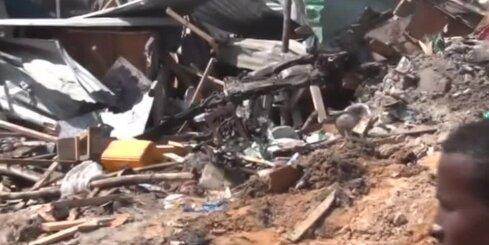Sprādzienā tirgū Somālijas galvaspilsētā vairāk nekā 30 bojāgājušo