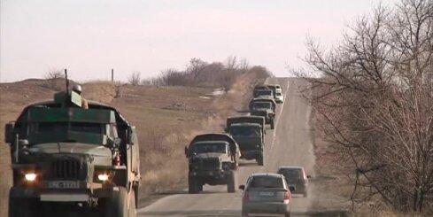 Debeļceve pēc krievu spēku okupācijas