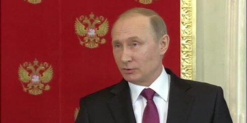 Putins pieprasīs ANO izmeklēt ķīmisko ieroču incidentu Sīrijā