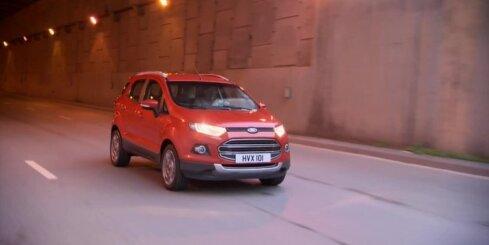 Mazais apvidnieks 'Ford EcoSport'