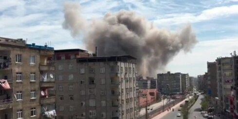Sprādziens Turcijā