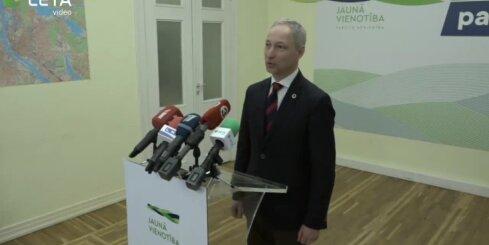 Bordāns kā tieslietu ministrs būtu gatavs atcelt deputātu imunitāti
