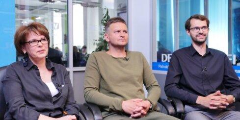 'Delfi TV ar Jāni Domburu': Piebalgs – korektuma iemiesojums bez dzirksteles
