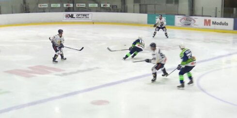 Optibet hokeja līga: Mogo - Kurbads