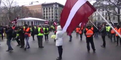 16. marta pasākumi pie Brīvības pieminekļa – bez ministriem un Mūrnieces