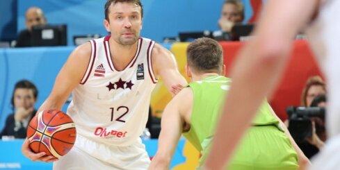Два латвийца в пятерке лучших игроков по итогам первого дня плей-офф