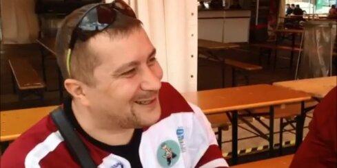 Latvijas fani vērtē pirmās spēles un prognozē turpinājumu