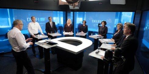 'Par ko balsot?' Šodien fokusā valsts budžets un nodokļu reforma