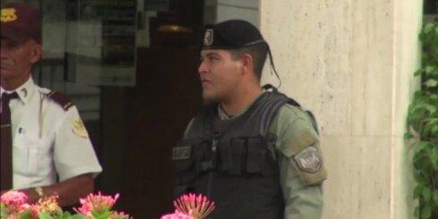 Panamas ofšoru skandāls: policija veic kratīšanu 'Mossack Fonseca' birojos