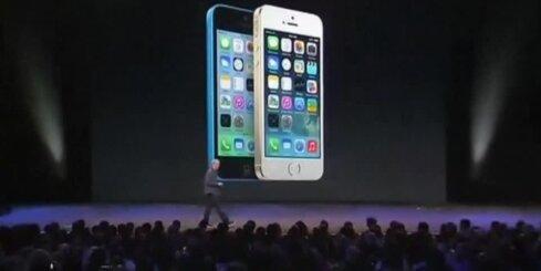 'Apple' saņēmis rekordlielu pieprasījumu pēc jaunajiem 'iPhone' modeļiem