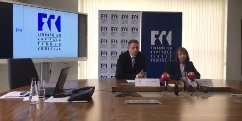 Ziemeļkorejas sankciju apiešana - FKTK informē par sodiem Latvijas bankām