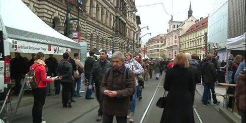 Protesti Čehijā
