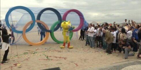Olimpisko kustību skar jauns dopinga skandāls