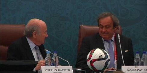 Oficiāli: Mišels Platinī kandidēs uz FIFA prezidenta amatu