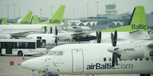 Jauno lidmašīnu sāga: 'airBaltic' pieprasa 'Bombardier' paskaidrojumus