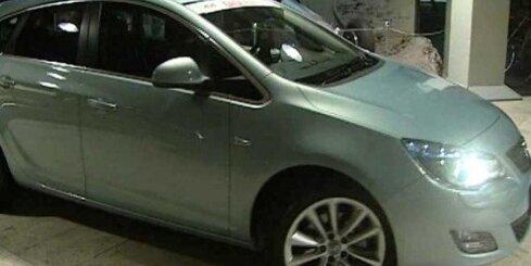 Gada auto - 'Opel Astra'