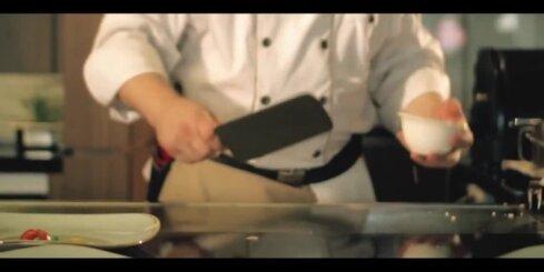 Restorāna 'Traveller' virtuozais pavārs