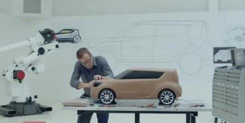 Tirdzniecībā Latvijā nonācis jaunais 'Kia Soul' modelis