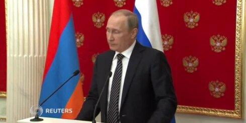 Путин обвинил Украину в переходе к