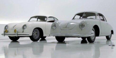 'Porsche' priekštecis - 1949. gada 'Gmünd Coupe'