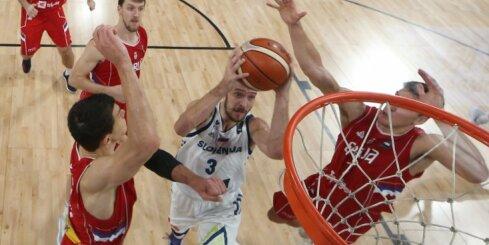 Сборная Словении впервые в истории стала чемпионом Европы по баскетболу
