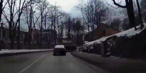 Autoavārija Daugavgrīvas ielā