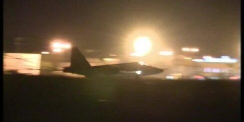 Krievijas gaisa uzlidojumi Sīrijā turpināšoties trīs līdz četrus mēnešus