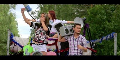Sabīne Berezina feat. Oskars Deigelis - 'Gonna Be A Dancer'