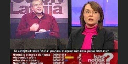 Kas notiek Latvijā [14.10.09.] Situācija