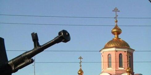 NATO aicina Krieviju izvest savus bruņotos spēkus no Ukrainas