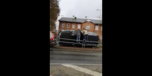Avārija Valmierā