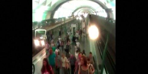 Avārijā Maskavas metro gājuši bojā vismaz pieci cilvēki