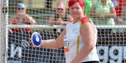 Последняя участница от Латвии установила в Рио персональный рекорд
