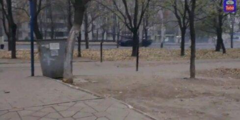 No Krievijas Ukrainā iebraukusi 32 tanku kolonna