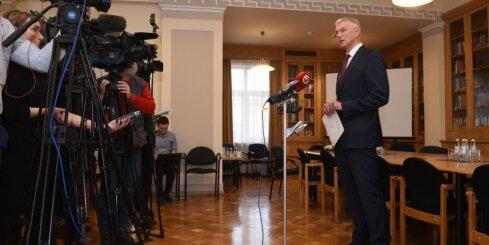 Premjera amata kandidāta Krišjāņa Kariņa paziņojums pēc tikšanās ar Valsts prezidentu