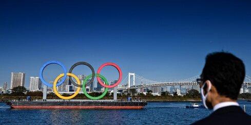 Droši aizvadīt olimpiskās spēles pandēmijas laikā ir neiespējami, brīdina Japānas ārstu arodbiedrība