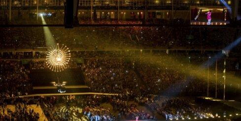 ФОТО: В Рио-де-Жанейро завершились Паралимпийские игры