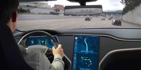 'Bosch' autopilota sistēma automobiļiem