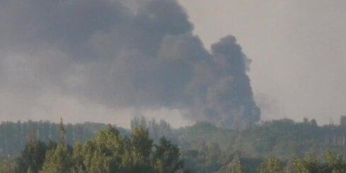Ukrainā sācies Krievijas armijas iebrukums