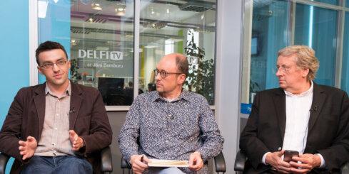 'Delfi TV ar Jāni Domburu': diskutē par Jāņa Urbanoviča teikto