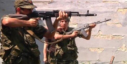 Doņeckas separātistu bandas rindās cīnās arī divi spāņi