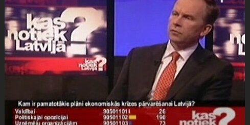 Kā valsts atdzīvina Latvijas ekonomikas slīkoni?