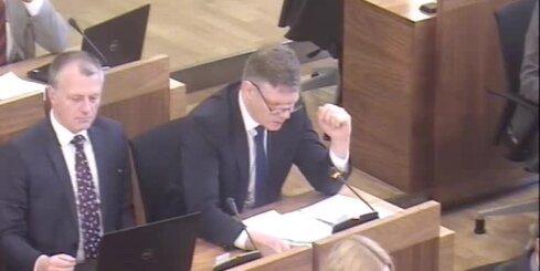 Rīgas domes deputāta Ķirša izteikumi par korupciju Rīgā