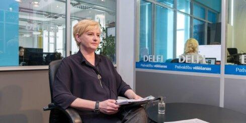 'Delfi TV ar Jāni Domburu': Strīķe par blēžiem un augstākā līmeņa neliešiem