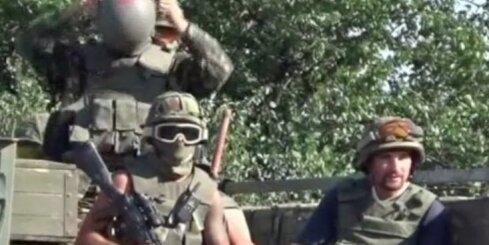 Ukrainas armija iznīcinājusi lielu teroristu grupu