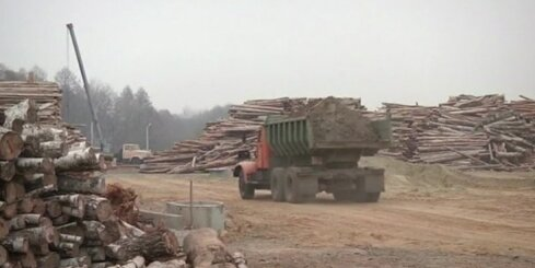 Rūpnīca Ukrainā dedzina atkritumus, lai mazinātu atkarību no Krievijas gāzes