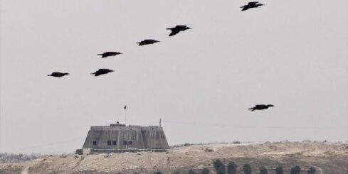 Turcija otro dienu pēc kārtas apšauda 'Daesh' pozīcijas Sīrijā