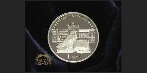 Aicina balsot par 2009. gada skaistāko monētu